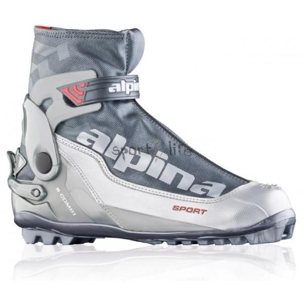 Alpina S Combi Silver 1