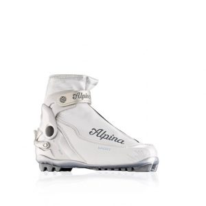 Alpina S Combi Eve Lady White/Silver