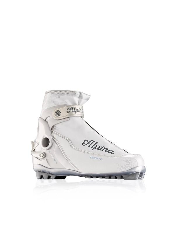 Alpina S Combi Eve Lady White/Silver 1