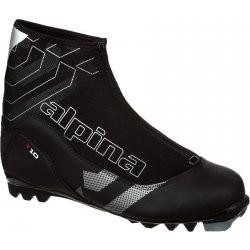 Alpina T10 Black/Silver