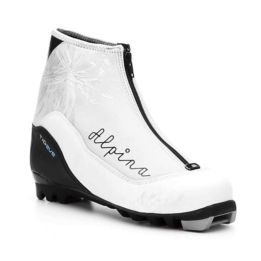 Alpina T10 Eve Lady White/Black 1
