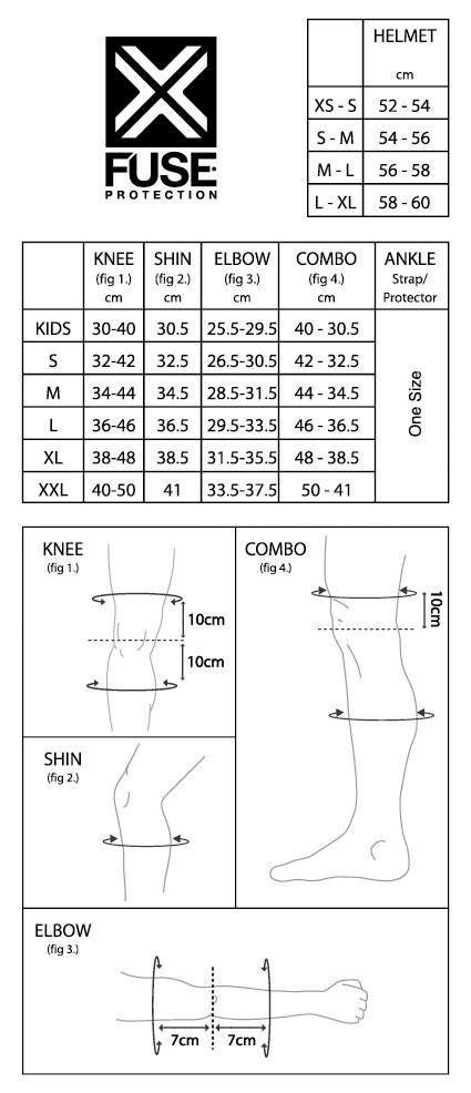 Fuse ALPHA Knee pad 4