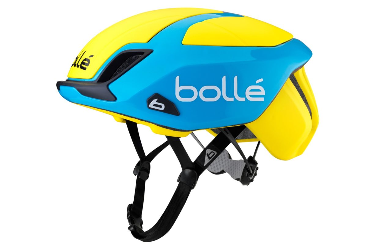 BOLLÉ The One Road Premium Yellow Blue 1
