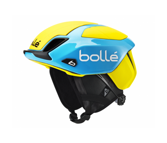 BOLLÉ The One Road Premium Yellow Blue 2