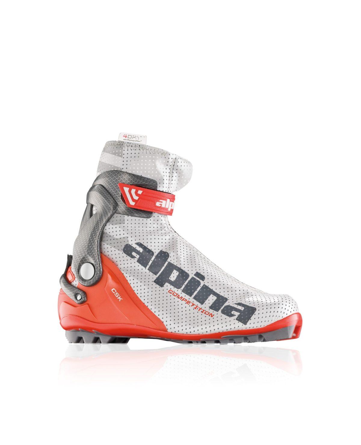 Alpina CSK Red/White 1