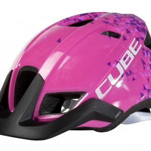 CUBE CMPT Youth Pink Triangle