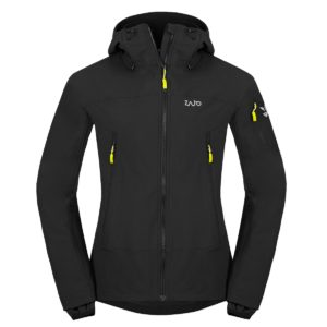 Zajo Air LT Hoody Jkt Black