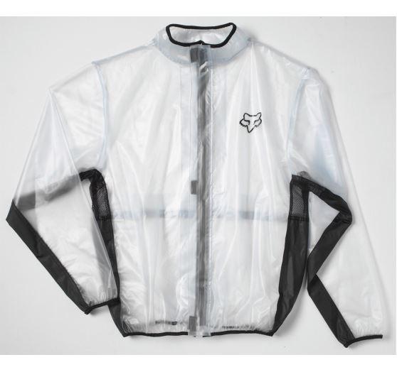 Fox Pláštenka MX Fluid Rain Jacket 1