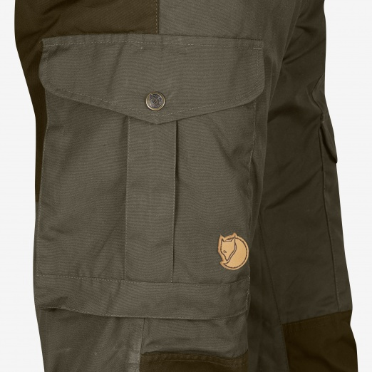 Fjällräven Barents Pro Trousers Dark Olive 3
