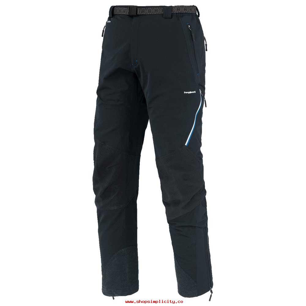 Trangoworld Prote Extreme DS Pants 610 Black 1