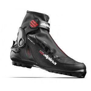 Alpina A combi Black/Red