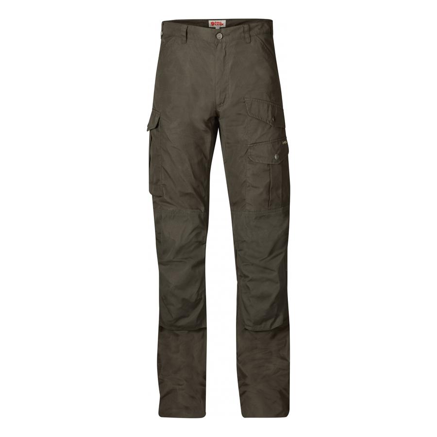Fjällräven Barents Pro Trousers Dark Olive 1