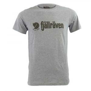 Fjällräven Retro T-Shirt Grey