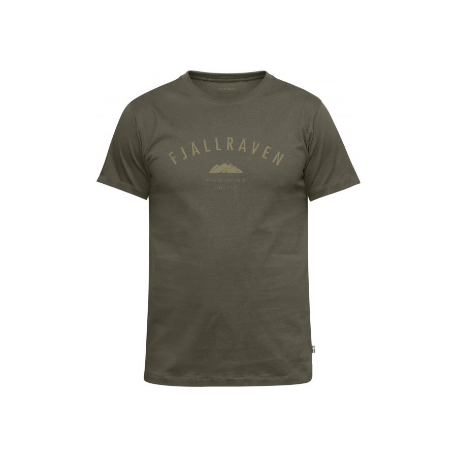 Fjällräven Trekking Equipment T-Shirt Tarmac - SPORTCOM Outdoor acfe21f0b4