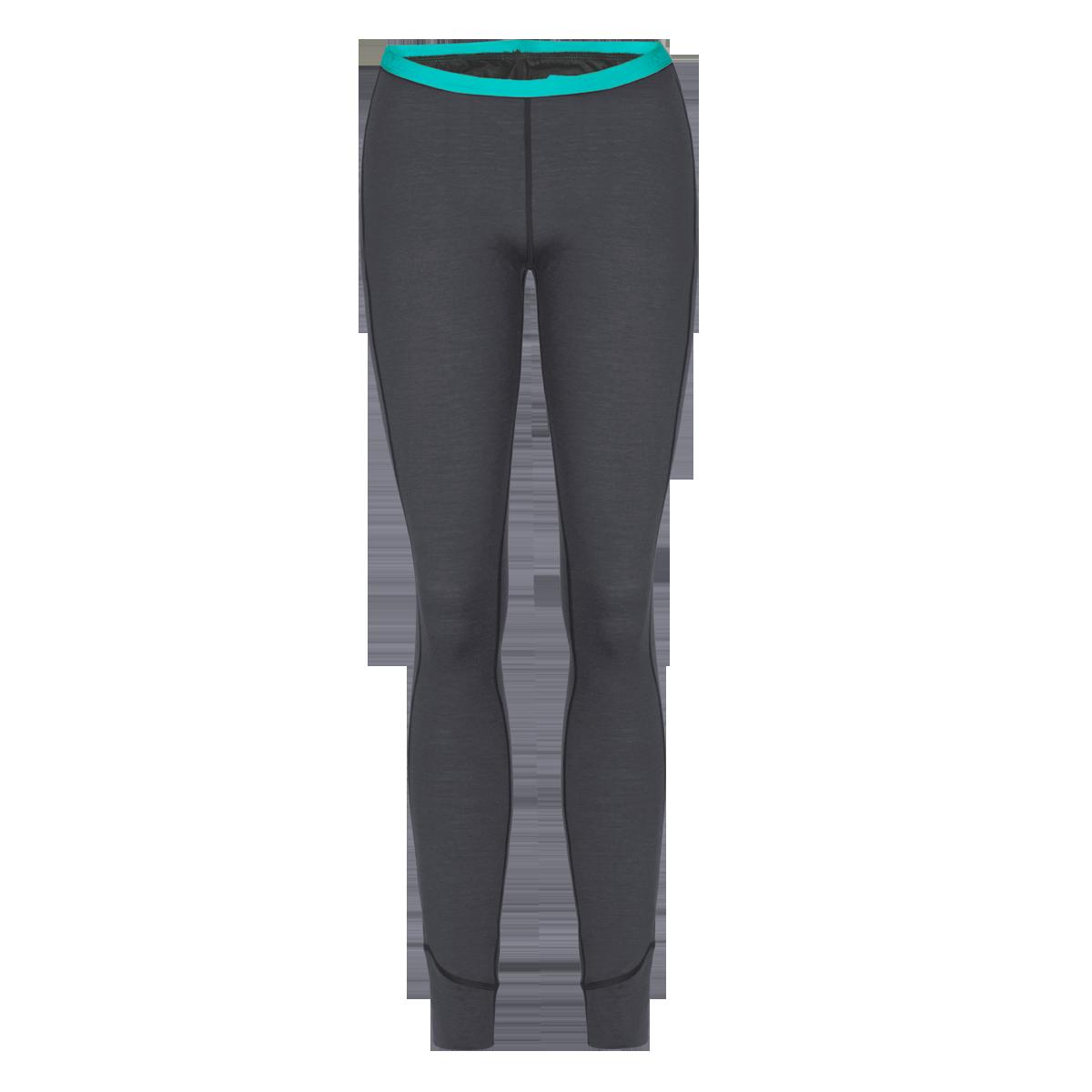 Zajo Elsa Merino W Pants Black/Gray 1
