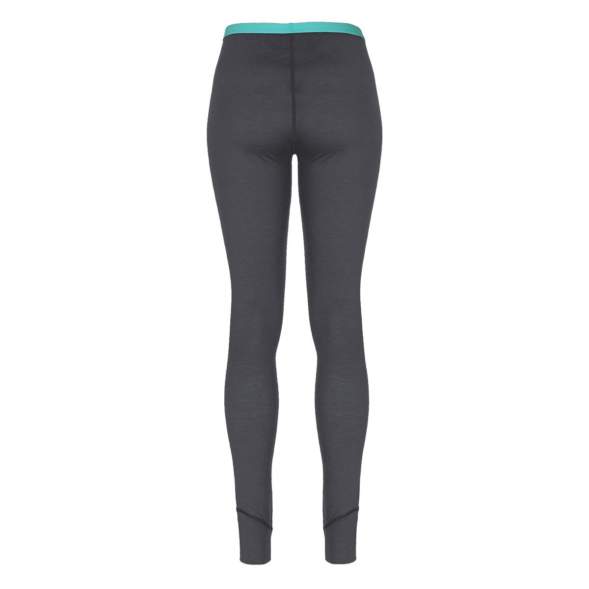 Zajo Elsa Merino W Pants Black/Gray 2