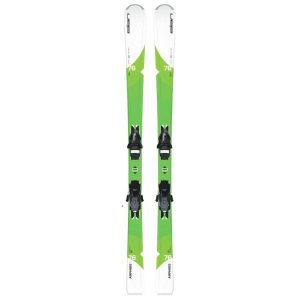 Elan Amphibio 76 Ti White/Green 168 cm + EL 11.0 Shift Black/Smoke