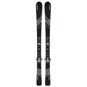 Elan Amphibio 76 PS Black/Orange 168 cm + EL 10.0 Shift Black/Smoke