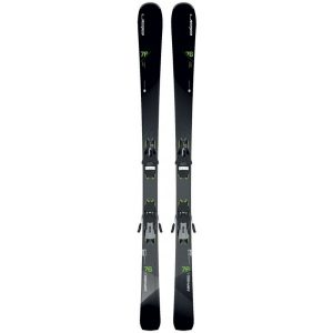 Elan Amphibio 76 Ti Black/Green 160 cm + EL 11.0 Shift Black/Smoke