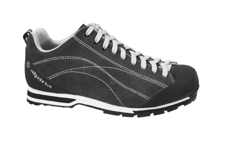 Alpina Camino Vibram Black-Grey - SPORTCOM Outdoor 9382d38ab48