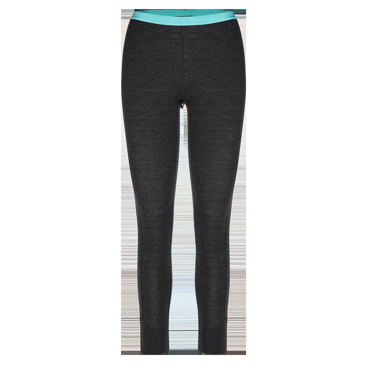 Zajo Elsa Merino W Pants Black/Gray 3