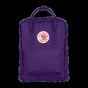 Fjällräven Kånken Purple
