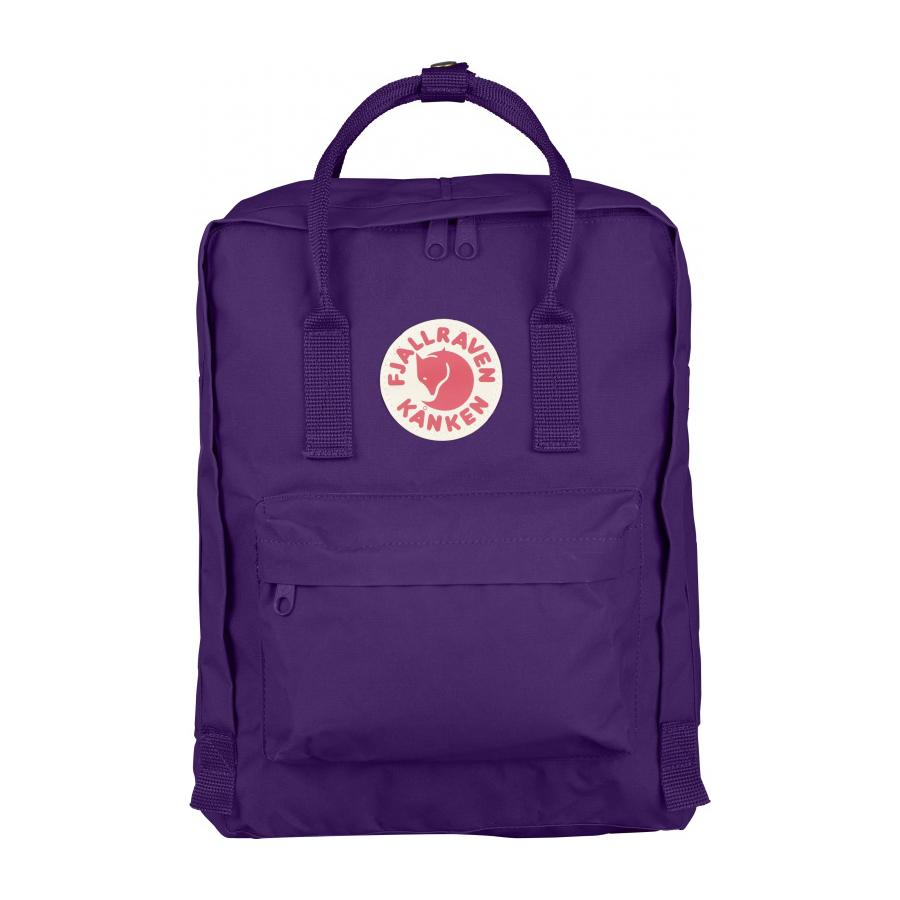 Fjällräven Kånken Purple 1