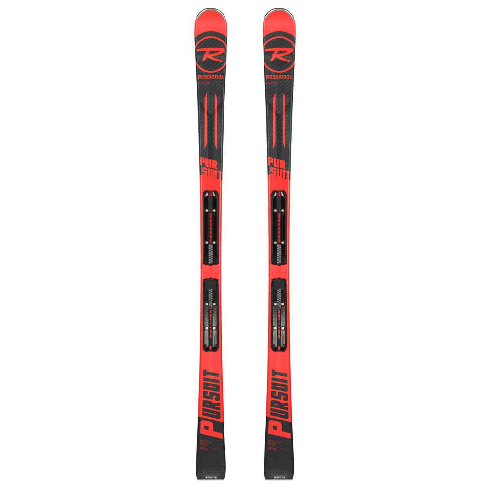 Rossignol Pursuit Xpress + Xpress 10 B83 Black/Red 1