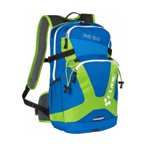 Cube AMS 16+2 Blue ´n´ Green