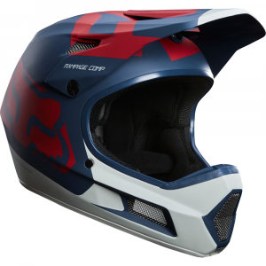 Fox Racing Rampage Comp Preme Blue/Red