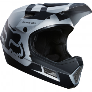 Fox Racing Rampage Comp Preme Black/Chrome