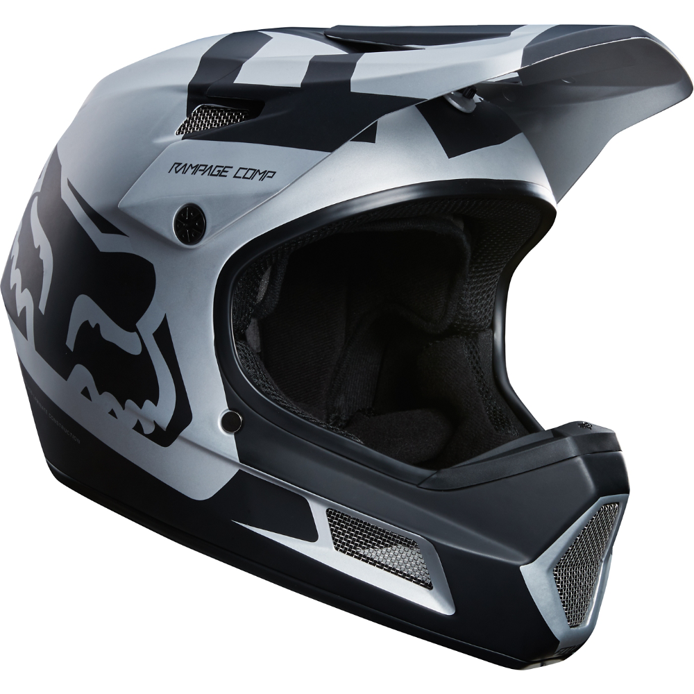 5f0dedfac041 Fox Racing Rampage Comp Preme Black Chrome - SPORTCOM Outdoor