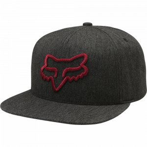 Fox Racing Instill Snapback Heather Black