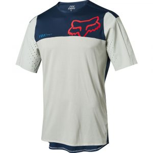 Fox Racing Attack Pro SS Jersey Light Indigo