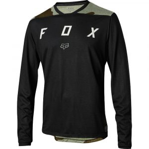 Fox Racing Indicator LS Mash Camo Jersey