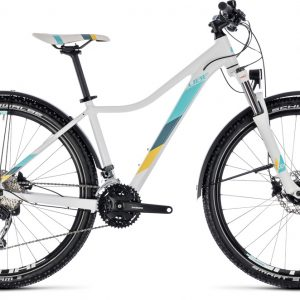 Cube Access WS Pro Allroad 2018 White ´n´ Blue