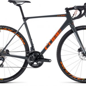 Cube Cross Race C:62 Pro 2018 Grey ´n´ Orange