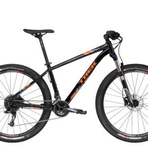Trek X-Caliber 8 Black/Firebrand 2017