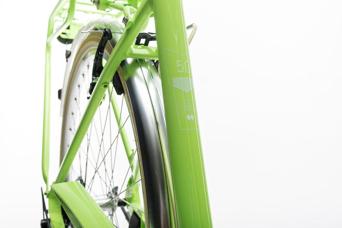 Cube Elly Ride Green 'n' White 2017 5