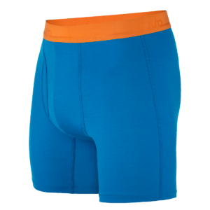 Zajo Bjorn Merino Shorts Greek Blue