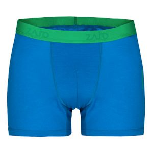 Zajo Bjorn Merino Shorts – Blue Jewel