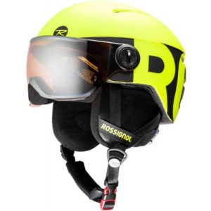 Rossignol Visor Jr Neon Yellow/Black