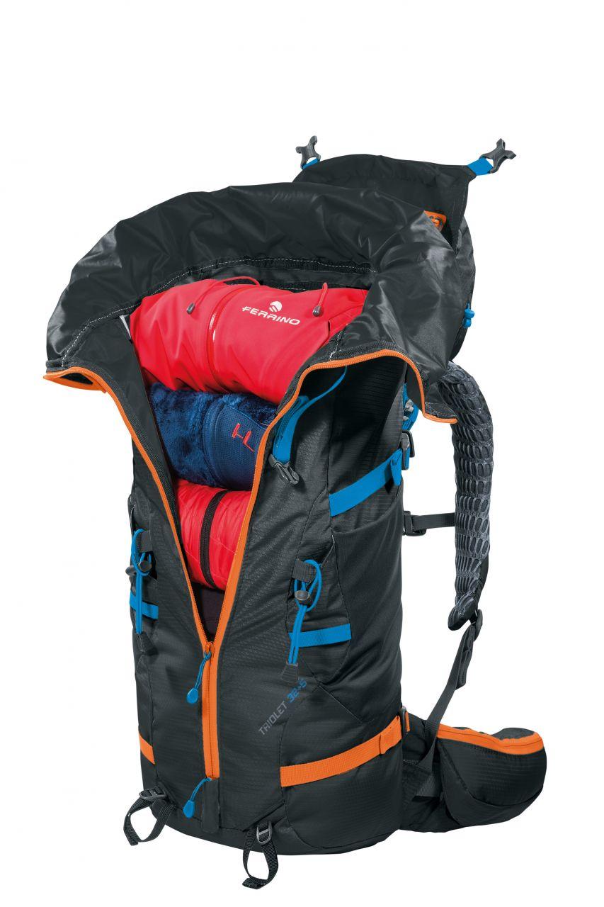 Turistický batoh Ferrino Triolet 32 + 5 2