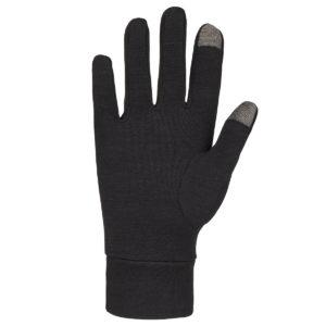 Arlberg Gloves Black – Pánske rukavice ZAJO