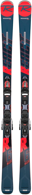 LYŽE S VIAZ.: REACT R6 COMPACT XPRESS 170cm (RAILJ01)+XPRESS 11 GW B83 BK/RD(FCID003) 1