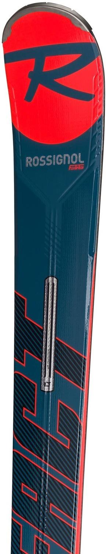 LYŽE S VIAZ.: REACT R6 COMPACT XPRESS 170cm (RAILJ01)+XPRESS 11 GW B83 BK/RD(FCID003) 2