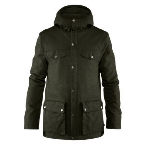 Fjällräven GREENLAND RE-WOOL JACKET