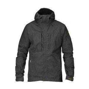 Fjällräven Skosgö Jacket dark grey