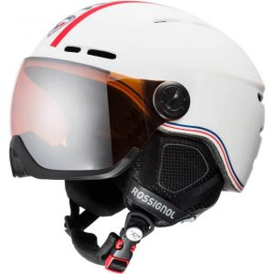 Rossignol VISOR SINGLE LENSE WHITE