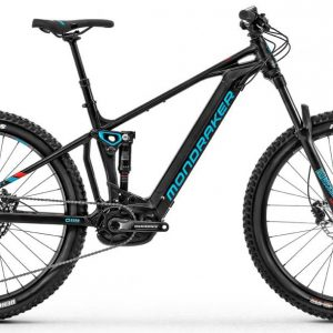 Mondraker chaser 29, BLACK/LIGHT BLUE/FLAME RED, 2020